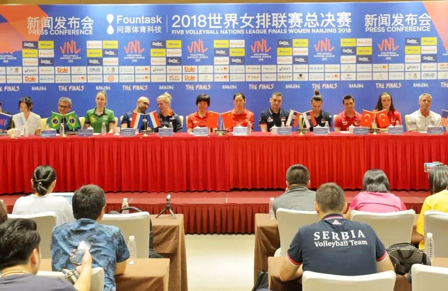 Big news|Jinpeng became the first official sponsor of the new energy vehicle in the World Women's Volleyball League Finals