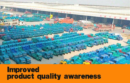 Electric tricycle quality center strengthens the quality awareness of personnel in each base